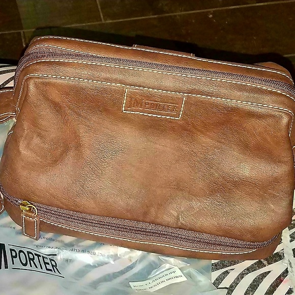bbeff200365 JM Porter Bags   Shaving Kit Pouch Travel Bag   Poshmark